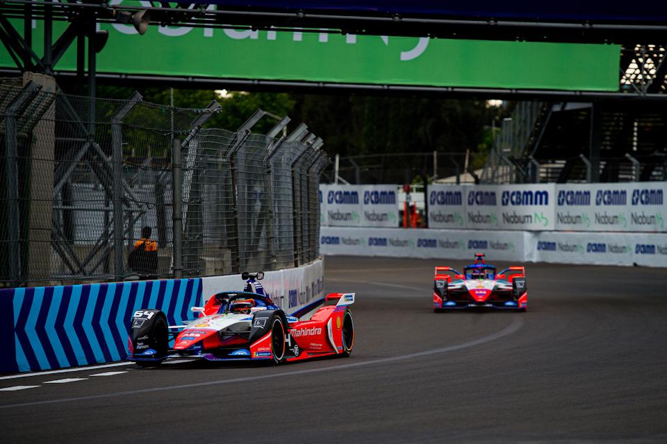 скорость E-Prix Мехико