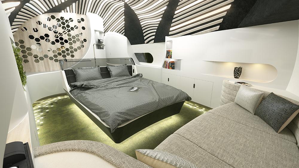 спальная Airbus ACJ320neo