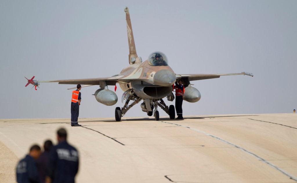 Израиль нанёс ракетные удары по Дамаску