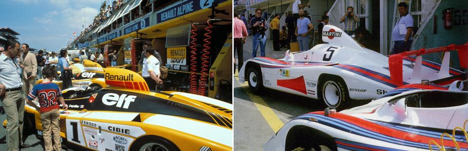 «24 часа Ле-Мана» '78. Renault и Porsche готовы к очередному раунду противостояния