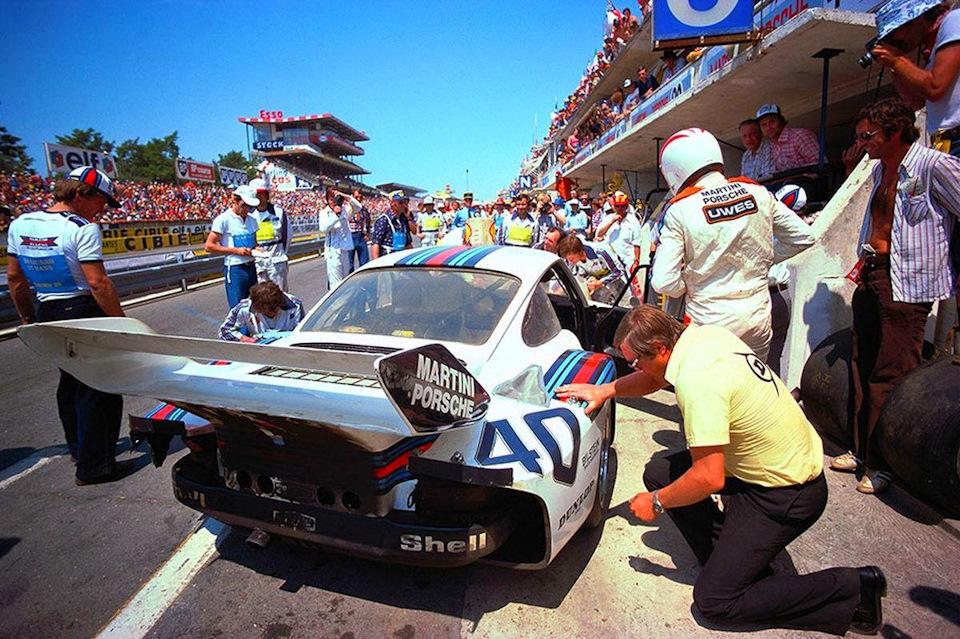 935 впервые стартовал в Ле-Мане
