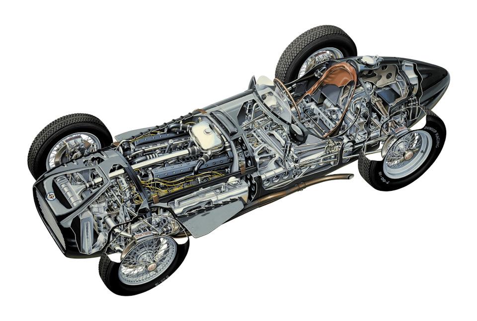 схема BRM V16 (P15)