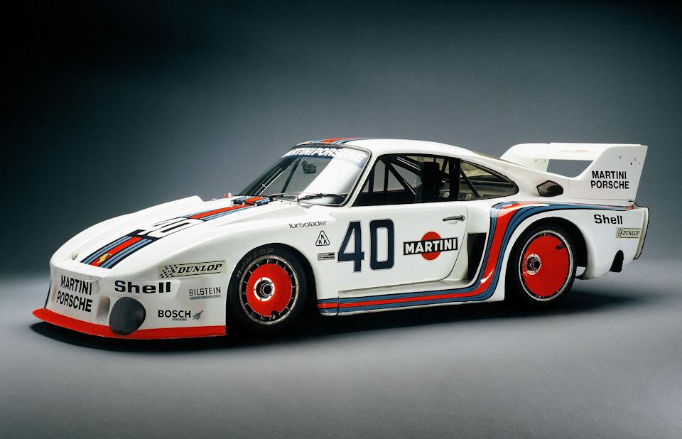 Porsche 935 2.0 'Baby'.