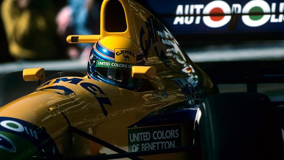 Эллисон начал свою карьеру в Формуле 1 в команде Benetton в тот период, когда в 1991 году за нее выступали Роберто Морено и Михаэль Шумахер