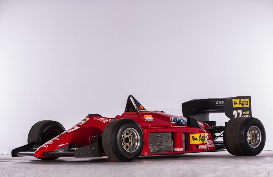 Ferrari 158/85