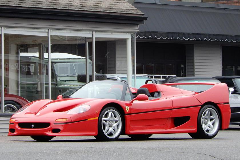 Ferrari F50 фото