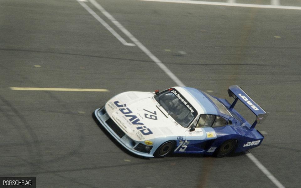В 1981 году в мастерских Joest Racing было построено два автомобиля по заводским чертежам оригинального Moby Dick