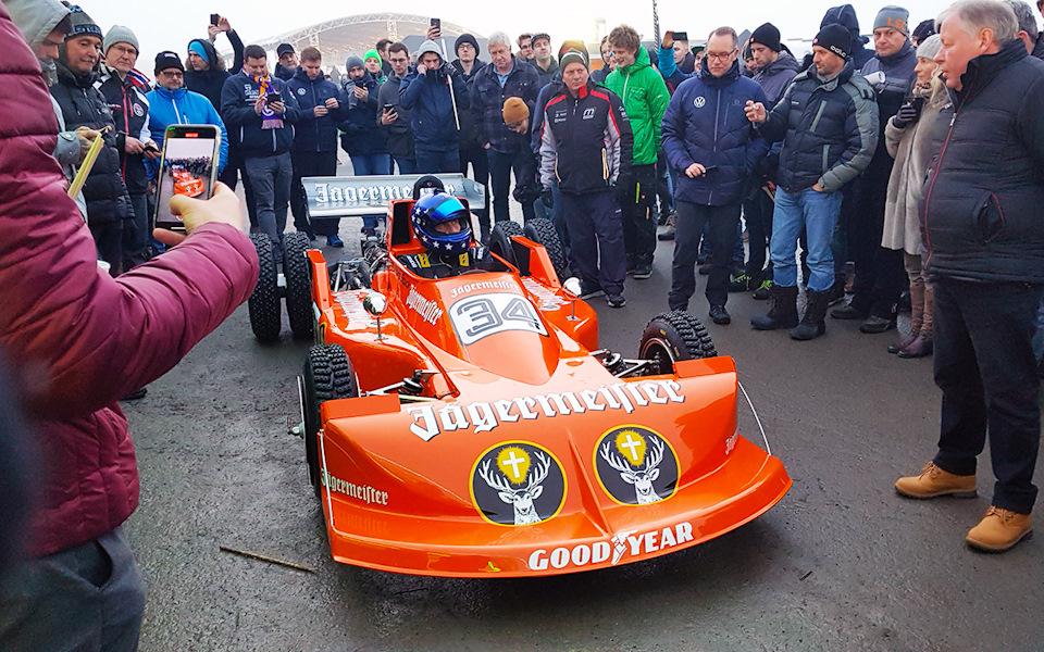 March-Cosworth 741