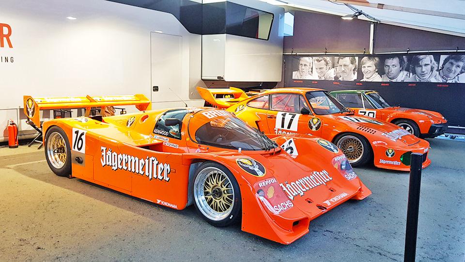 Porsche 956 C