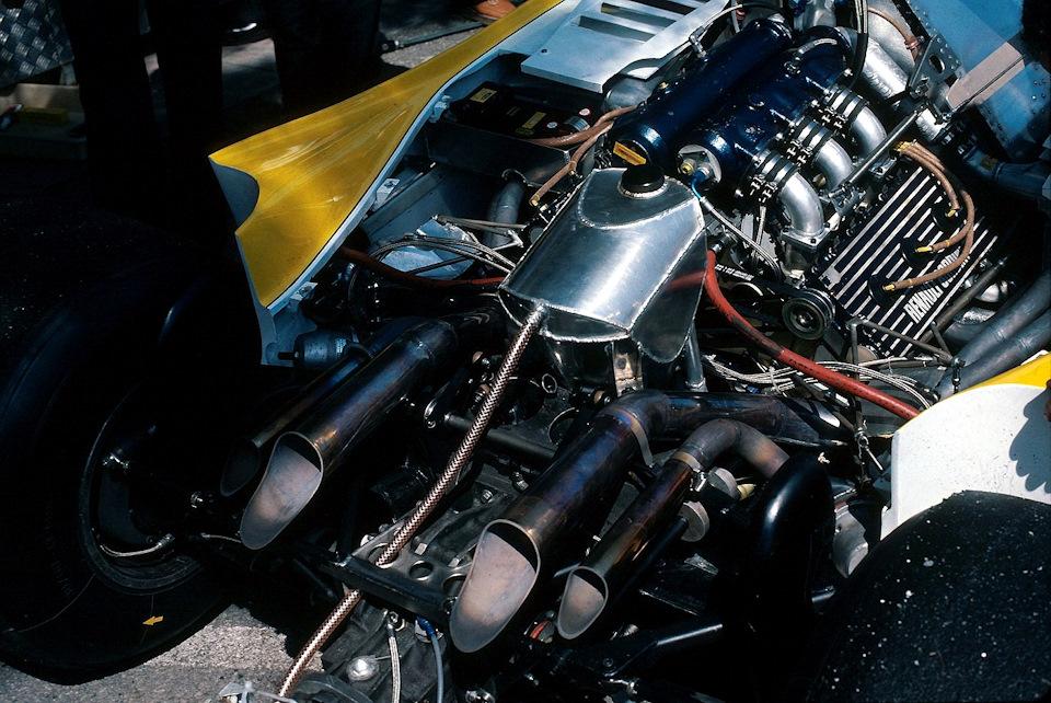 Двигатель Renault EF2