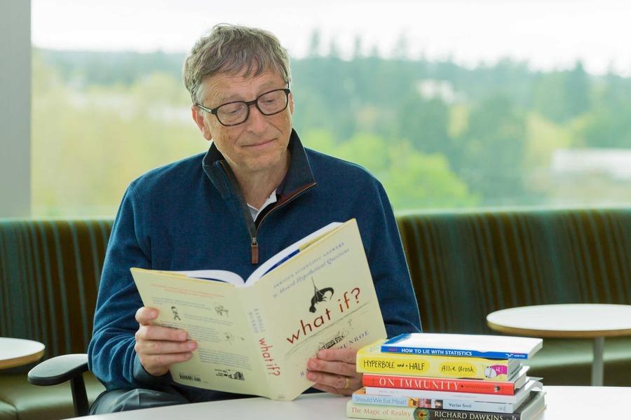 Книги миллиардеров
