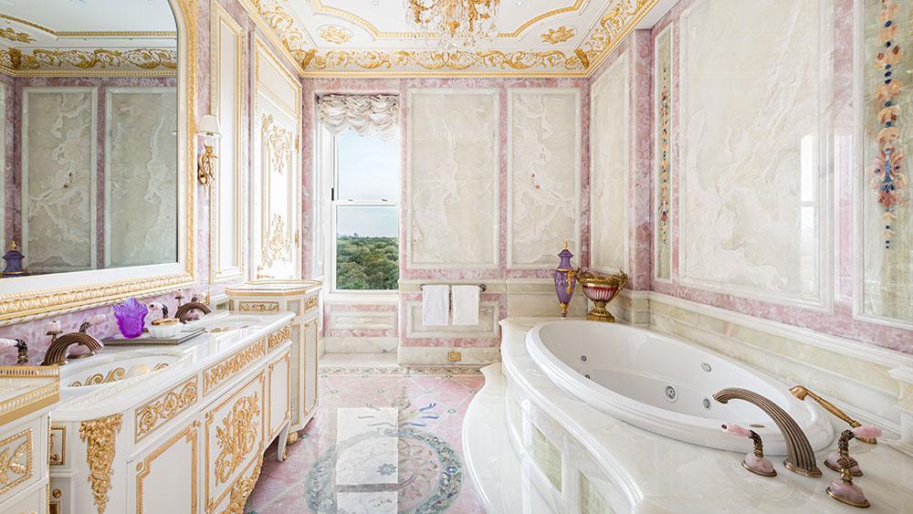 ванная отель Plaza