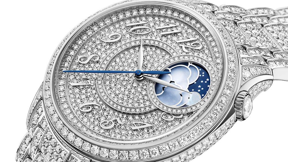 Новые часы Vacheron Constantin характеристики