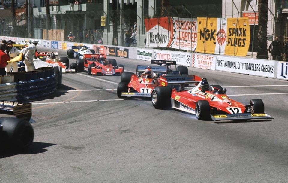 гонки в монако