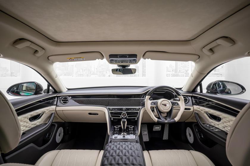 Mansory Bentley Flying Spur цена