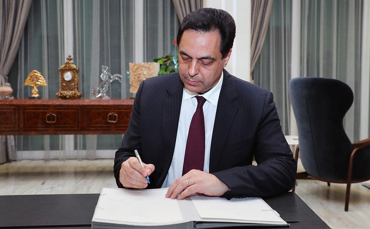 Ливан объявил дефолт