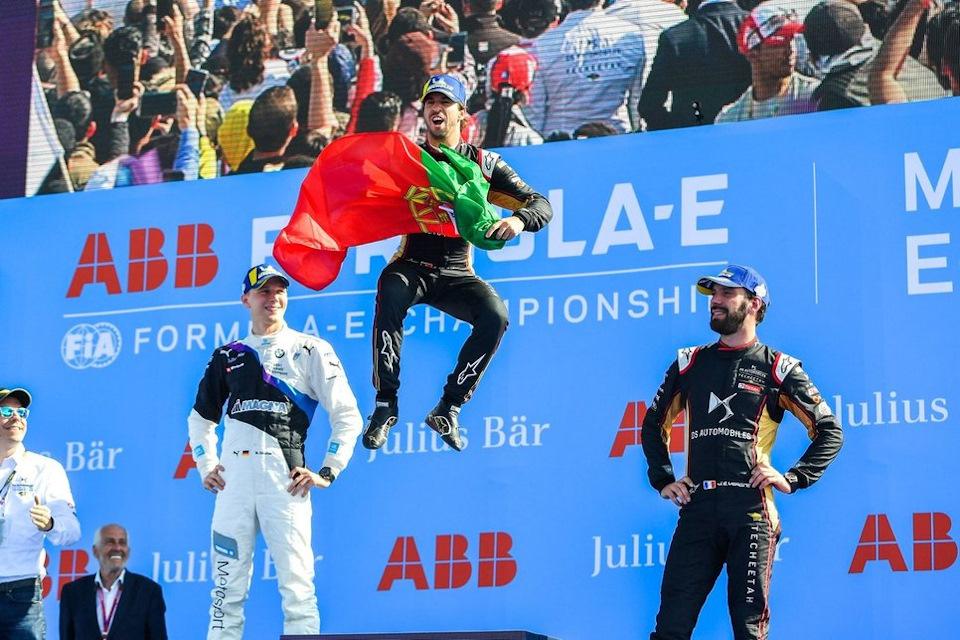 прыжок победителя