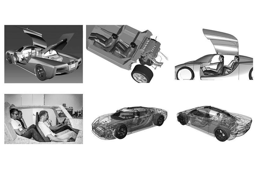 Koenigsegg Gemera фотографии