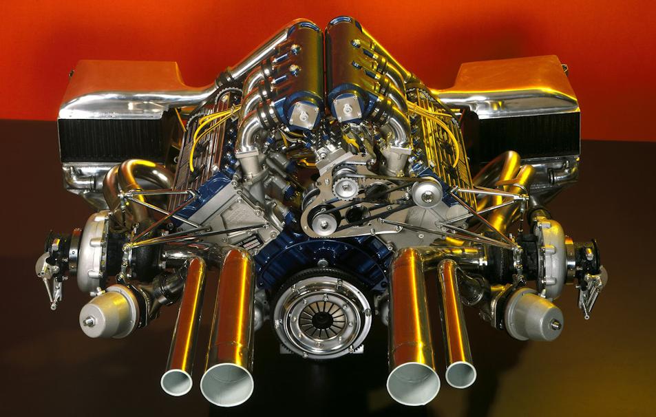 Турбо-годы Renault