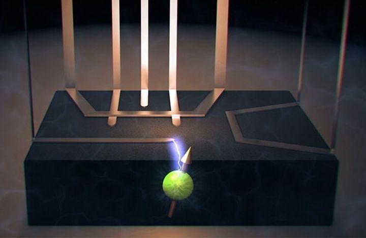 ядерного электрического резонанса