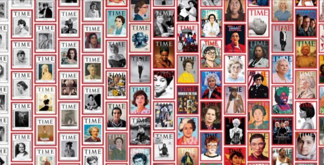 100 женщин года