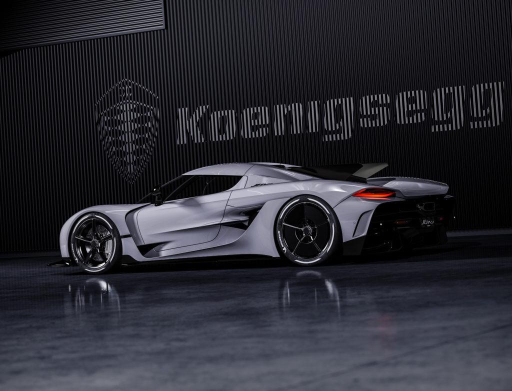 характеристики Koenigsegg Jesko Absolut