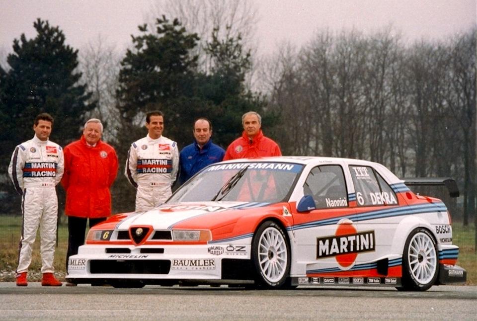 Martini Alfa Corse
