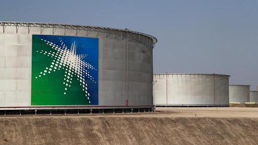 акции Saudi Aramco