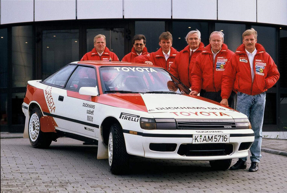 Toyota Team Europe