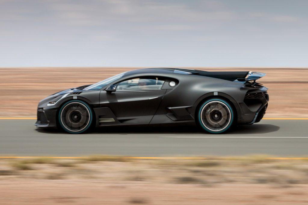 Bugatti Divo характеристики