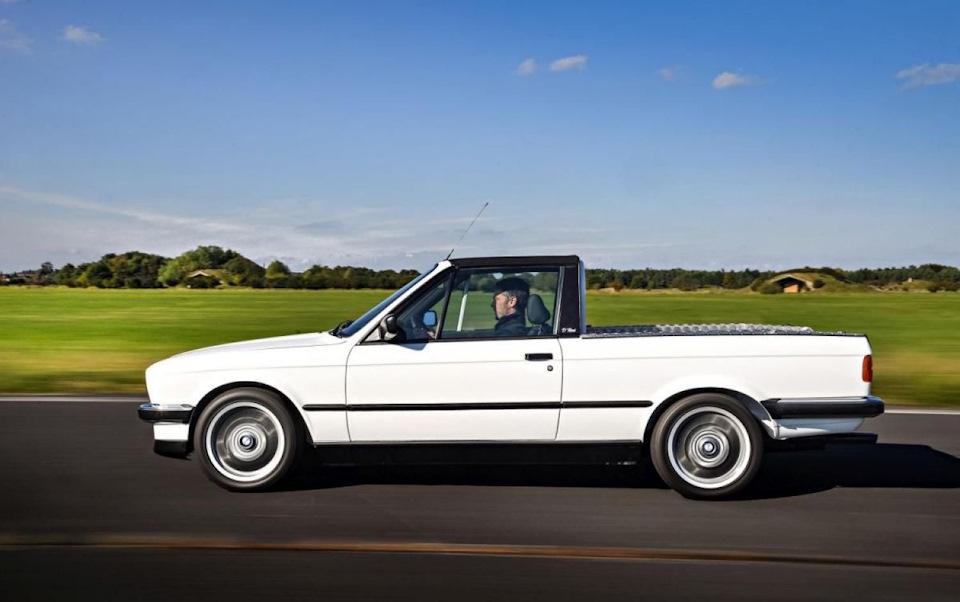 пикап BMW M3 (E30)