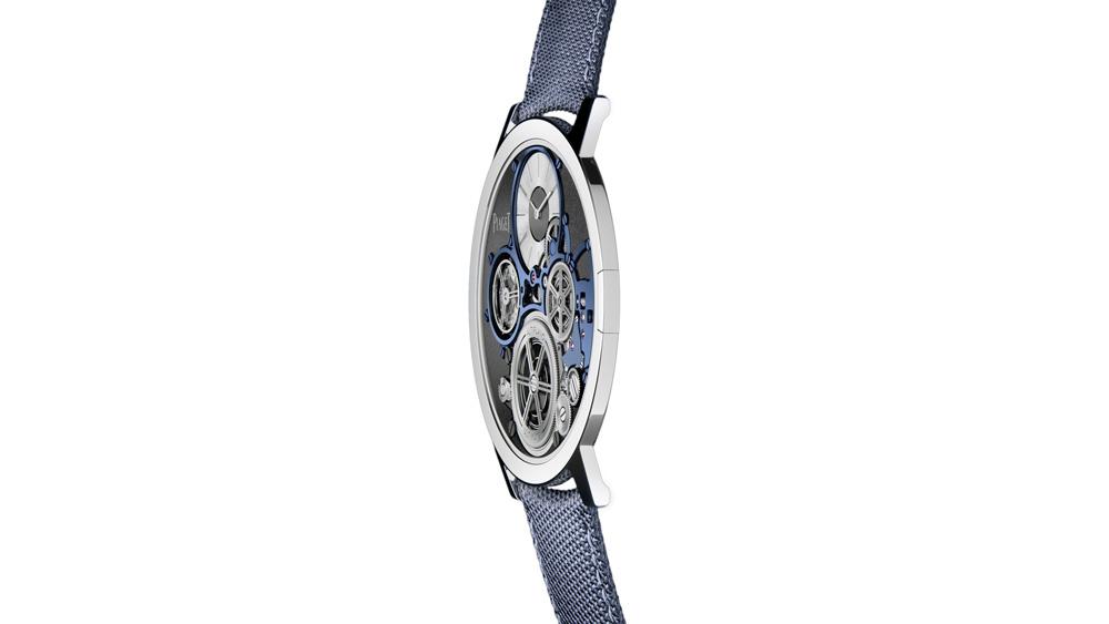 самые тонкие часы Piaget