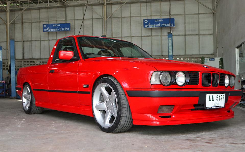 BMW 530d (E34)
