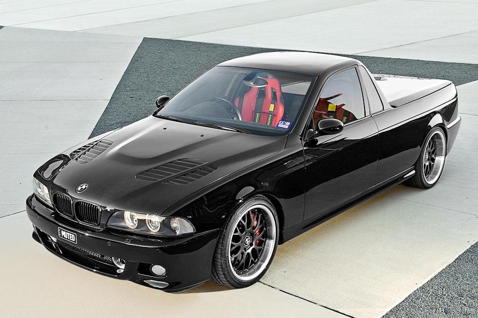 пикапы BMW