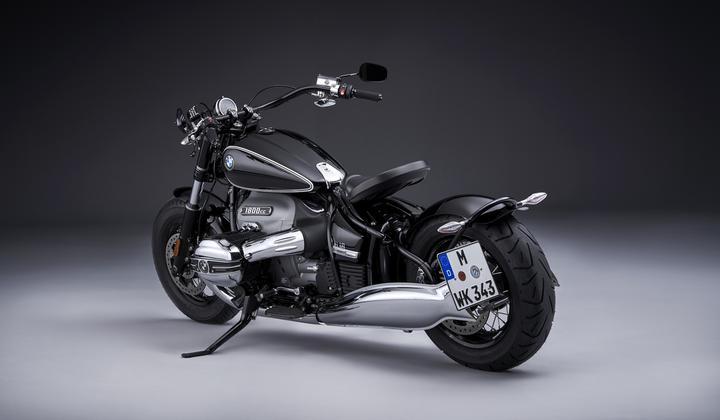BMW R18 характеристики