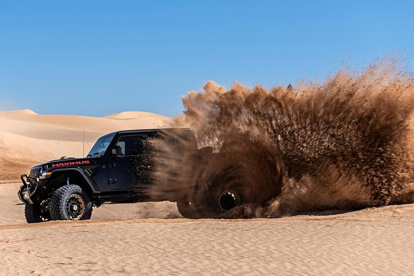 Hennessey Jeep Gladiator