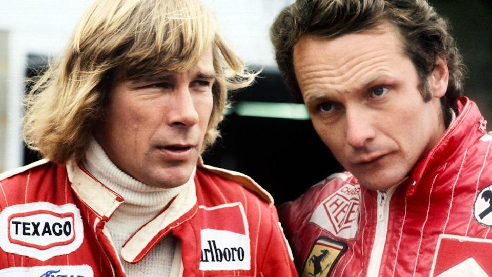 Hunt vs Lauda