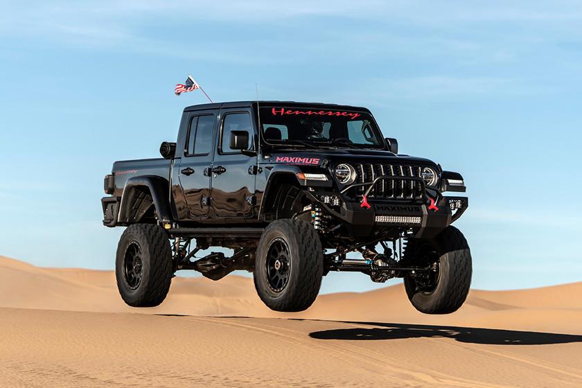 Hennessey Jeep Gladiator характеристики