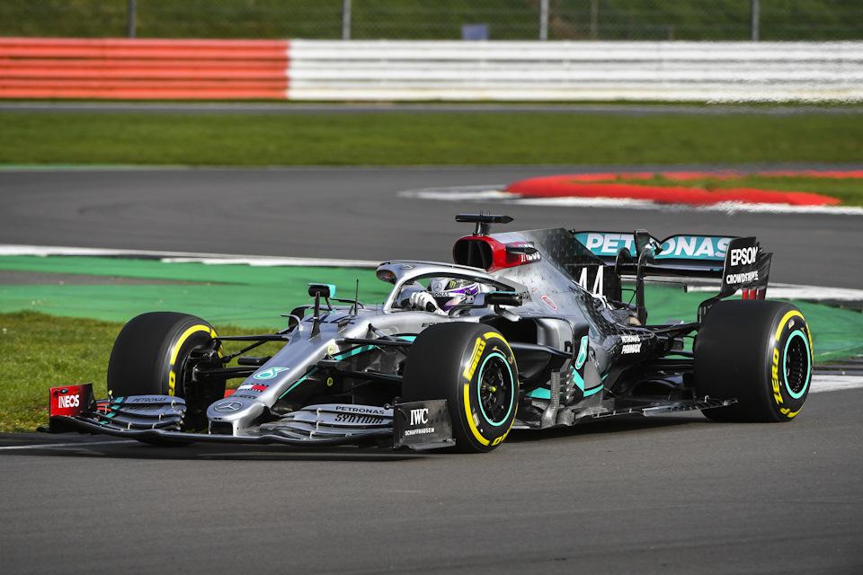 Mercedes-AMG W11