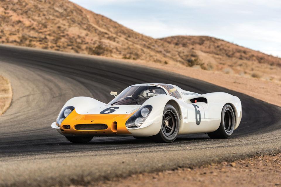 Porsche 908 Longtail