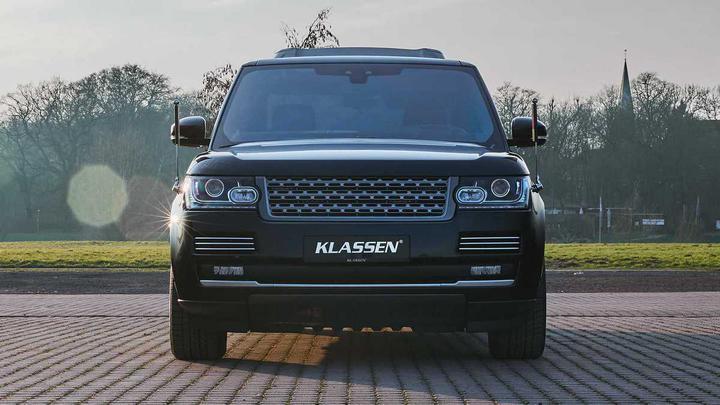 обзор Klassen Range Rover