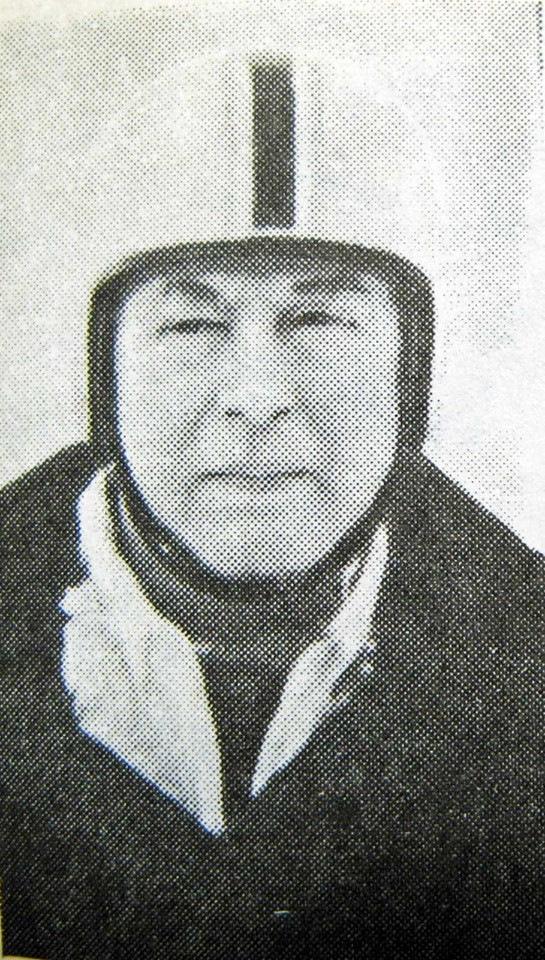 Астафьев Иван Иванович