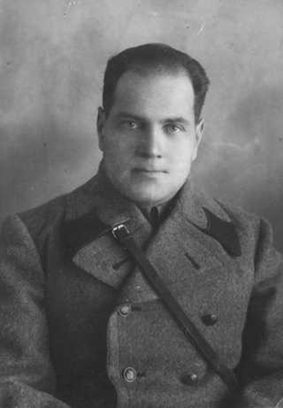 Афанасьев Леонид Леонидович