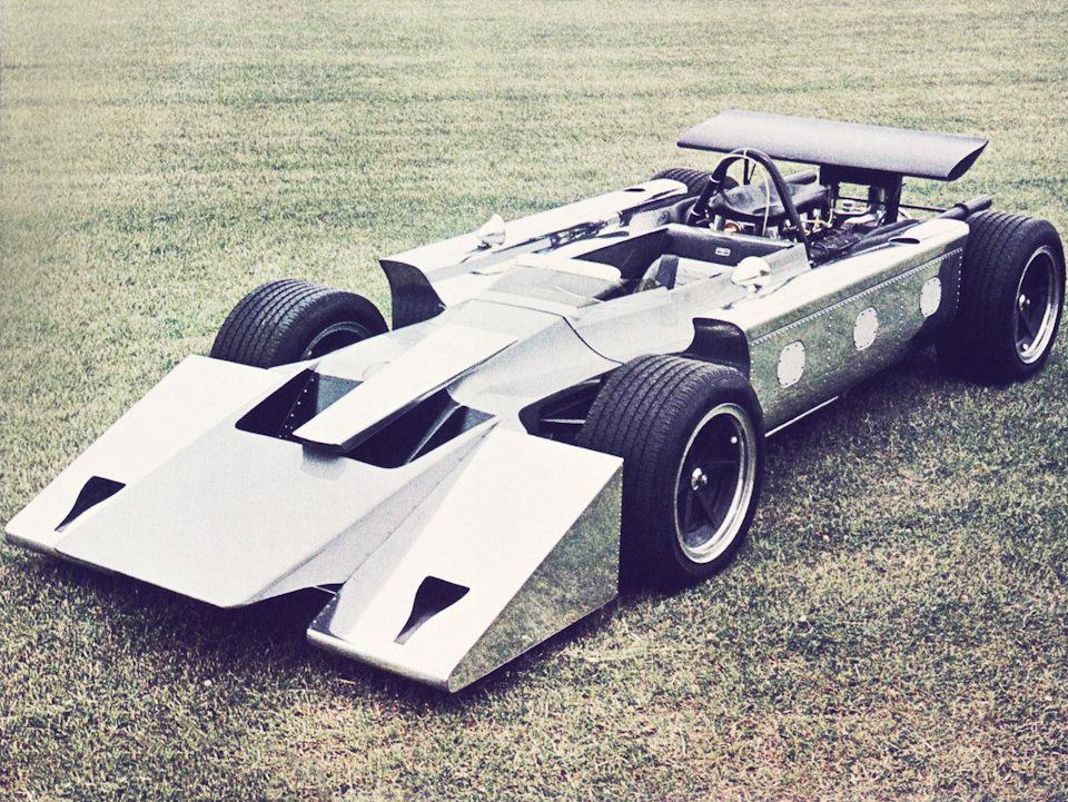 Окончательный облик Cosworth 4WD