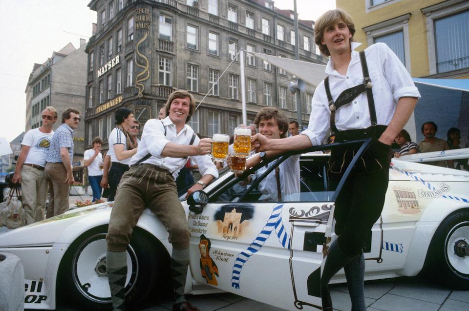 Принц Леопольд Баварский и автоспорт