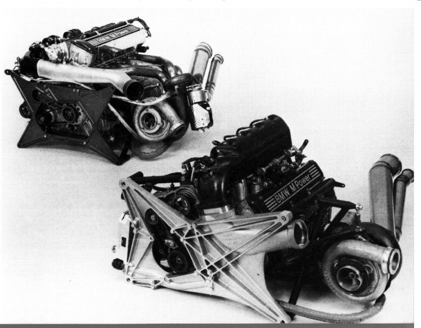 BMW M12/13 и BMW M12/13/1