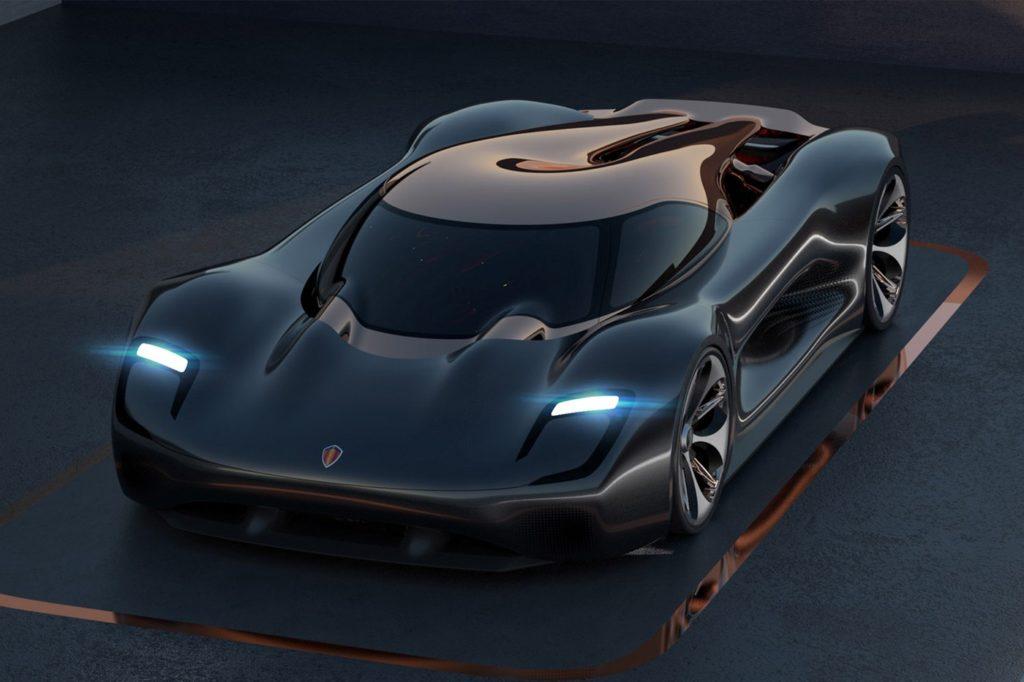 обзор концепт Koenigsegg