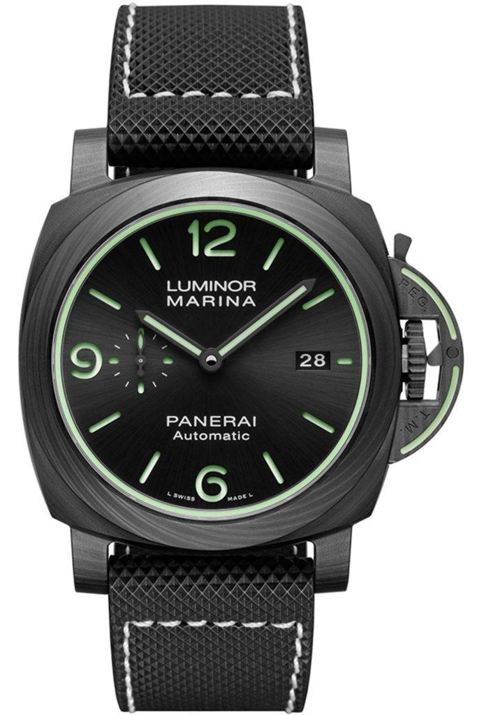 обзор и информация о Parenai Luminor