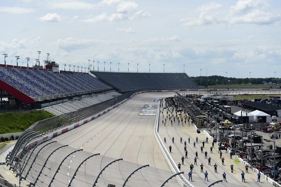 овал NASCAR