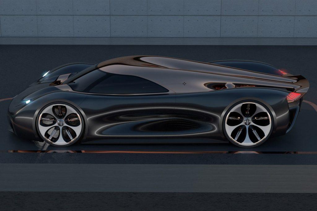 обзор и характеристики концепт Koenigsegg